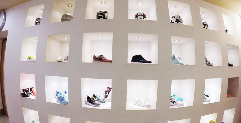 di marco sport, calzature sportive di grandi marchi