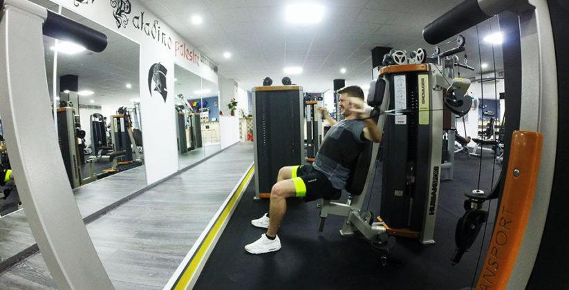 da il paladino potrai effettuare allenamenti intensivi seguiti dal personal trainer