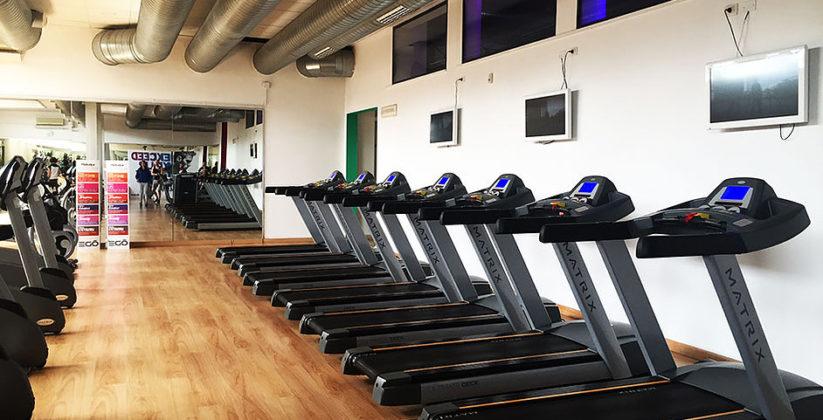 le sale di Egò Fitness Club viterbo sono adatte anche a giornate in cui fare attività in gruppo