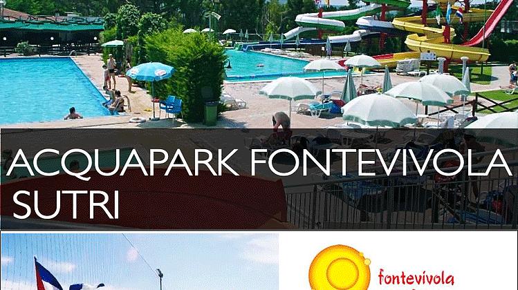 Acquapark Fontevivola si trova a Sutri in località fontentevivola è partner di e-choose