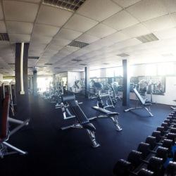 Power Gym and Fitness fabrica di roma