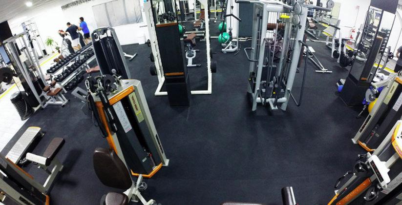 palestre di fitness e aerobica