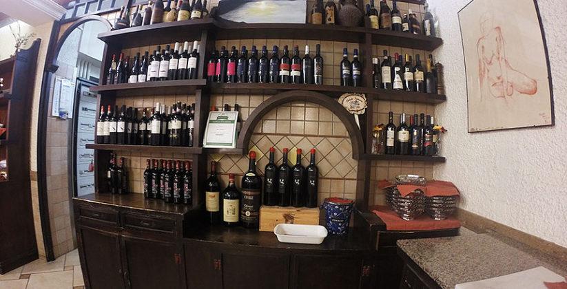 stai ercando un posto in cui gustarti un buon vino a cena? ristorante da oliviera rientra sicuramente nelle risposte