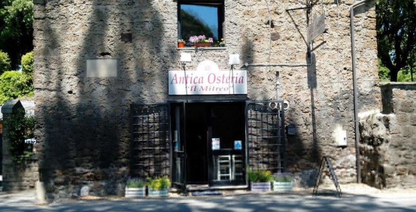 Antica Osteria Il Mitreo sutri