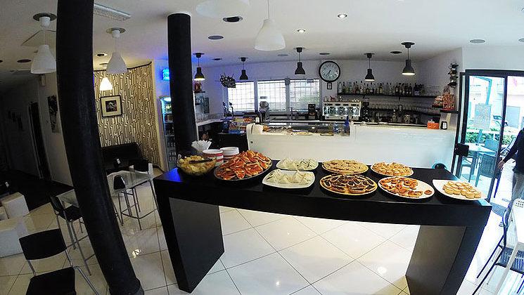 Tiffani caffe Civita Castellana