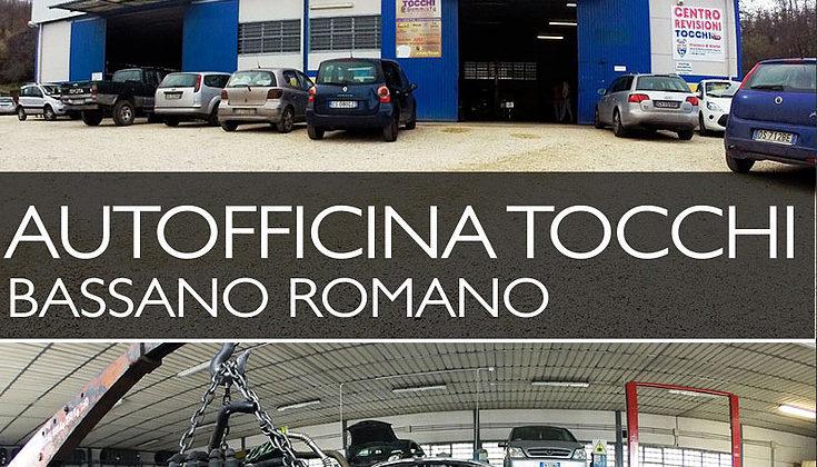 Autofficina Bassano Romano