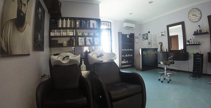 hair saloon oriolo romano