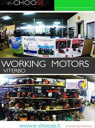 working motors