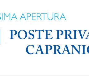 poste private a Capranica
