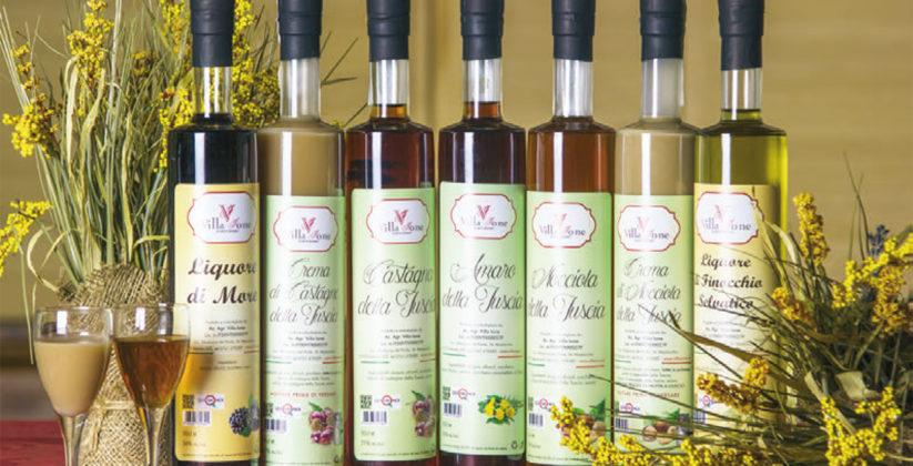 crema liquori Villa Ione