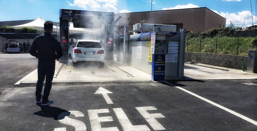 Lavaggio auto ronciglione