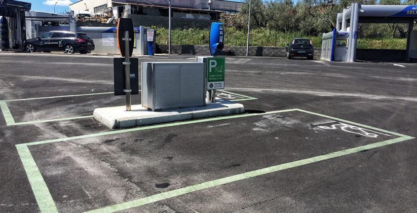 Ricarica auto elettrica provincia di Viterbo