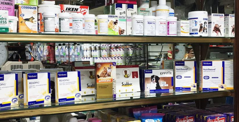 prodotti per animali Viterbo