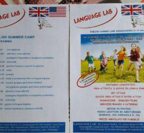 language lab summer camp