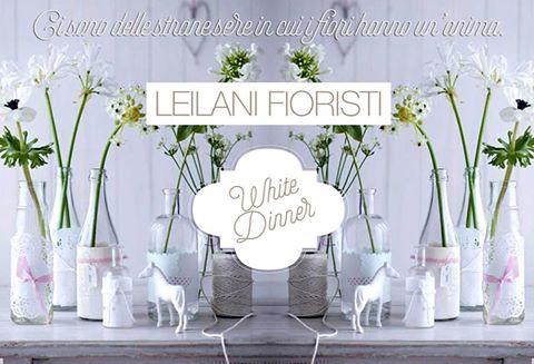 Leilani- White Dinner