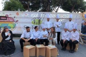 Slow Food: Ricominciamo dalla terra. Viterbo, dal 18 al 20 Settembre, Piazza San Lorenzo.