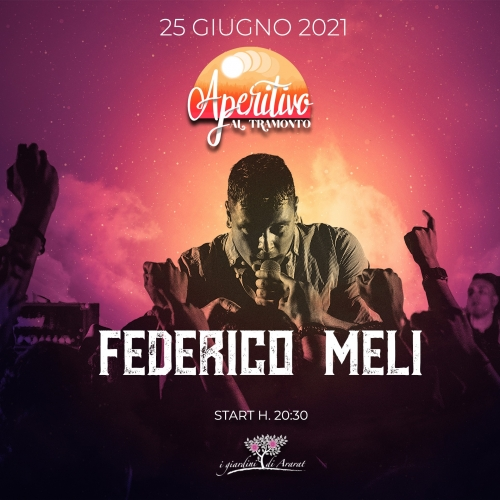 𝐴𝑝𝑒𝑟𝑖𝑡𝑖𝑣𝑖 𝑎𝑙 𝑡𝑟𝑎𝑚𝑜𝑛𝑡𝑜 con Federico Meli ai Giardini…