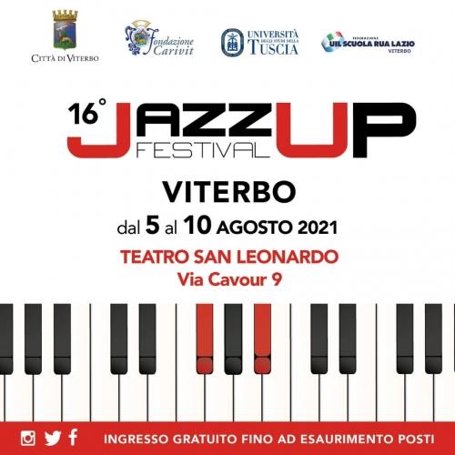 Al via il JazzUp Festival, dal 5 al…