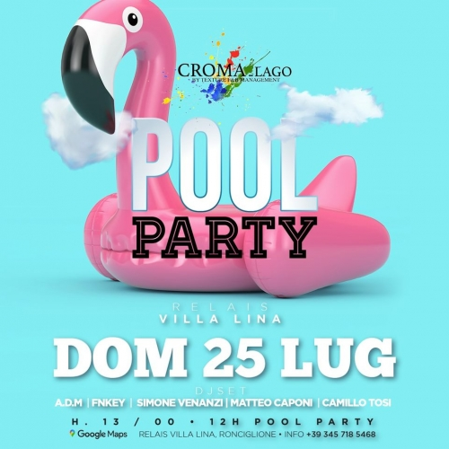 Exclusive Pool Party a Villa Lina – 25…