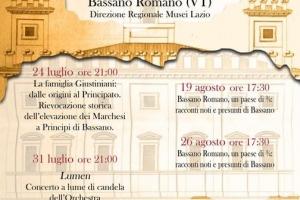 """Bassano Romano: """"Per aspera ad astra -Oltre…"""