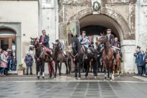 Sutri, la festa di Sant'Antonio: Tra folklore e tradizione