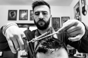 Lucianino's Barber Shop: il talento è un dono
