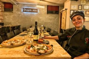 Valentina e la pizzeria Doppio Zero, una sfida vinta a pieni voti.