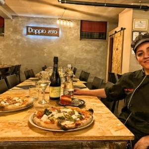 Valentina e la pizzeria Doppio Zero, una sfida…