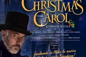 "Al teatro Lea Padovani va in scena ""A Christmas Carol""con Roberto Ciufoli"