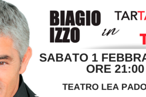 "Biagio Izzo in ""Tartassati dalle tasse"" Sabato 1…"