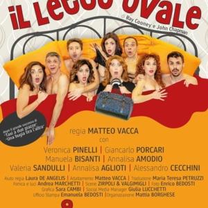 """Al Teatro Bianconi: """"Il letto Ovale """""""
