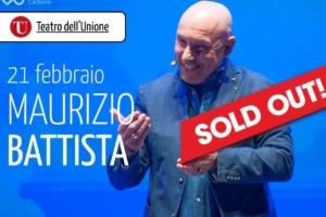 Teatro dell'Unione: Maurizio Battista, Papà perché lo hai…
