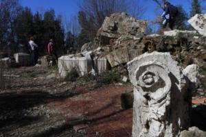 Escursione alle rovine di Castro: la Cartagine della Maremma.