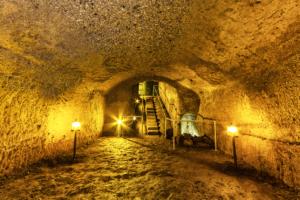 Alla scoperta di Viterbo Sotterranea, visite guidate anche al nuovo Museo dei Cavalieri Templari