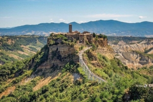 Alla scoperta di Civita di Bagnoregio con Tesori d'Etruria