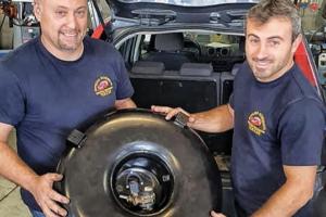 Sostituzione bombola Gas: l'Autofficina Tocchi amplia la gamma dei suoi servizi