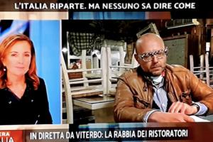 Paolo Bianchini a Stasera Italia: chiediamo rispetto al governo, a queste condizioni ci rifiutiamo di ripartire