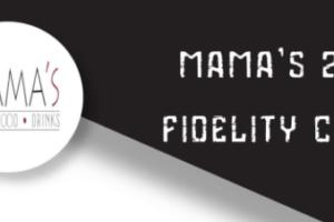 Mama's Fidelity Card
