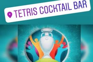 Tetris Cocktail Bar vi aspetta per tifare…