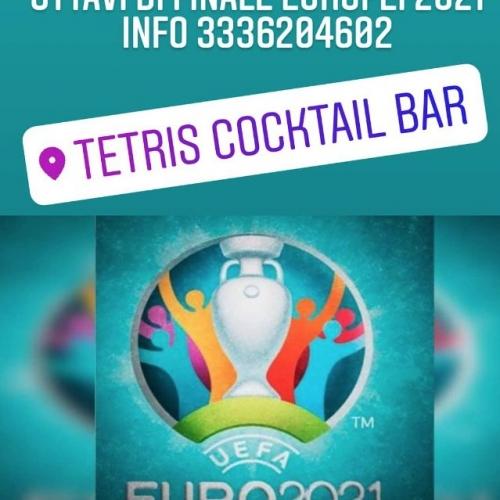 Tetris Cocktail Bar vi aspetta per tifare gli…