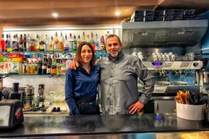 """Protetto: Claudia e Carlo: """"Ecco come nasce il Caffe San Faustino"""""""