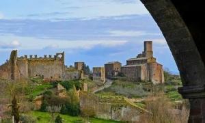 Tuscania: Lezioni di disegno e pittura en plein…