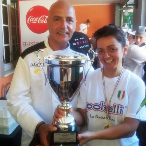 Valentina Ravarotto: Campionessa italiana Pizza in Tour