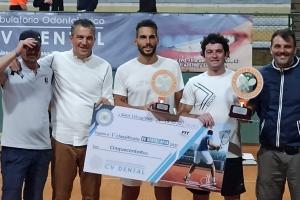 Asd Colle Diana: Nicola Montani vince il torneo CV Dental Open 2021