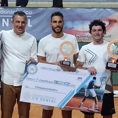 Asd Colle Diana: Nicola Montani vince il torneo…